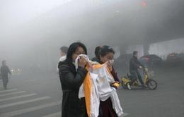 Bệnh ung thư phổi tăng cao ở Bắc Kinh vì ô nhiễm