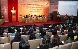 Khai mạc hội nghị phụ nữ người Việt Nam ở nước ngoài