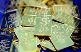 Vàng SJC tiếp tục giảm hơn 100.000 đồng/lượng