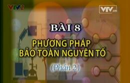 BTKTVH môn Hóa học: Phương pháp bảo toàn nguyên tố (P2)