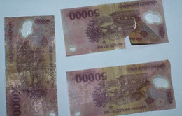Sẽ thu, đổi tiền không đủ chuẩn lưu hành