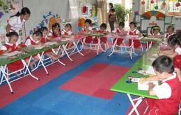 Nâng cao kỹ năng nghề cho sinh viên mầm non