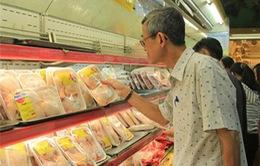 Giá gà giảm mạnh dịp cuối năm
