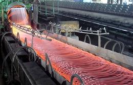 5 triệu tấn thép được sản xuất trong năm 2013