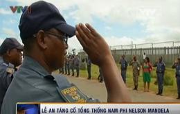 Lễ an táng cố Tổng thống Nam Phi Nelson Mandela