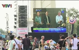 Quân đội Thái Lan từ chối can thiệp vào cuộc khủng hoảng chính trị