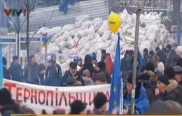 Bế tắc chính trị tại Ukraine