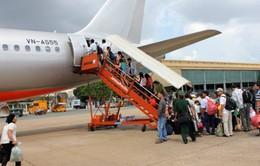 Hàng không nội địa tăng trưởng mạnh