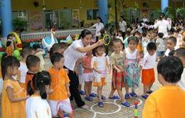 Tăng cường quản lý các cơ sở giáo dục mầm non ngoài công lập