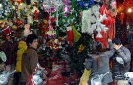 Hàng Việt thống lĩnh thị trường mùa Noel