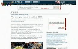 CNCB đánh giá TTCK Việt Nam vượt trội so với các thị trường mới nổi khác