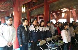 162 học sinh Hà Nội dự thi học sinh giỏi THPT quốc gia