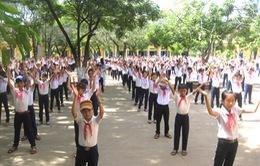 Đề xuất quy định về giáo dục thể chất, thể thao trong nhà trường