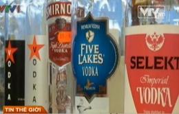 Dấu hiệu nhận biết rượu giả tại Anh