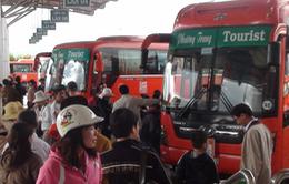 Khan hiếm vé xe khách chất lượng cao dịp Tết