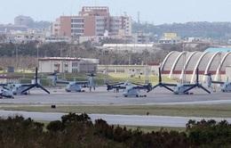 Nhật chấp nhận tái bố trí căn cứ Mỹ tại tỉnh Okinawa