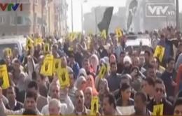 Ai Cập lại chìm trong làn sóng biểu tình và bạo lực