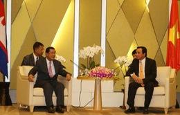 Thủ tướng Campuchia thăm Đà Nẵng