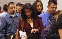 1,5 triệu người Mỹ mất trợ cấp thất nghiệp