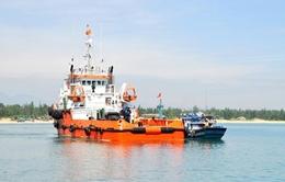 Bắt tàu vận chuyển hơn 3.000 tấn quặng sắt lậu