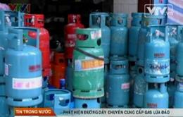 Đà Nẵng: Phát hiện đường dây chuyên cung cấp gas lừa đảo