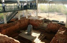 Hơn 38 tỷ đồng bảo tồn di tích khảo cổ Cát Tiên