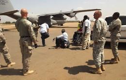 Thêm nhiều nhân viên ngoại giao Mỹ rút khỏi Nam Sudan