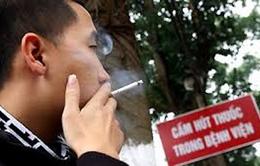 Hút thuốc không đúng nơi quy định sẽ bị phạt nặng