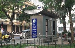 Hà Nội tiếp tục đề nghị xây nhà vệ sinh tiền tỷ