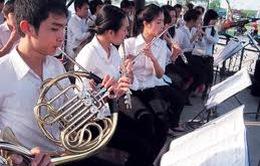 Học viện âm nhạc Huế tuyển chọn tài năng trẻ âm nhạc