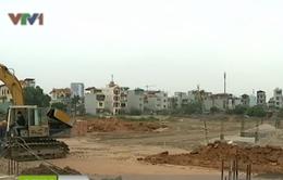 Gần Tết, giá đất nền ở Hà Nội thấp hơn giá nhà chung cư