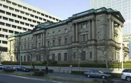 BOJ kiên trì mục tiêu thoát giảm phát trong tài khóa 2015