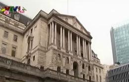 Tỷ lệ thất nghiệp thấp, ngân hàng Anh có tăng lãi suất?