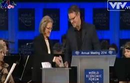 Lộ trình hồi phục của kinh tế TG được bàn tại diễn đàn Davos 2014