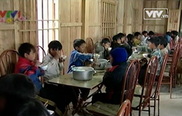 Sơn La triển khai mô hình nấu ăn tập trung cho học sinh bán trú