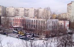 Một học sinh xuất sắc dùng súng bắt cóc 20 con tin ở Moscow