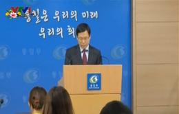 Triều Tiên đề nghị họp về đoàn tụ gia đình liên triều