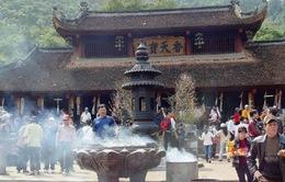 Mùng 6 tháng Giêng bắt đầu khai hội mùa lễ hội