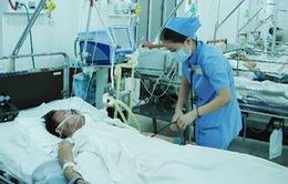 23% số người nhập viện do ngộ độc rượu tử vong