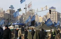 Phe đối lập Ukraine gặp đảng cầm quyền