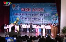 Vinh danh sinh viên Phú Yên tiêu biểu
