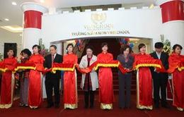 Vingroup khai trương trường mầm non Vinschool tại Royal City