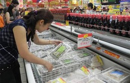 Tạm nhập, tái xuất thực phẩm đông lạnh phải đặt cọc 10 tỷ đồng
