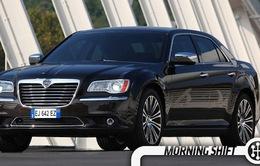 FIAT sở hữu hãng xe Chrysler