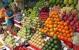 Trước Tết Nguyên tiêu, hoa quả đua nhau tăng giá