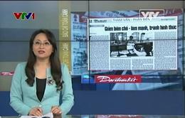 Báo chí toàn cảnh ngày 16/2/2014
