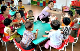 Rà soát các cơ sở giáo dục mầm non ngoài công lập trên cả nước