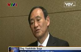 Nhật Bản cố gắng mở cánh cửa đối thoại với Trung Quốc, Hàn Quốc