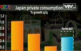 Nhật Bản gặp khó trong quyết định tăng thuế tiêu dùng
