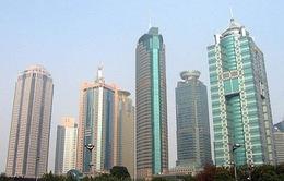 Trung Quốc đối mặt với lo ngại bong bóng BĐS